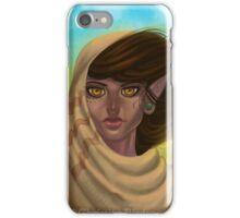 Desert Elf iPhone Case/Skin