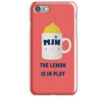 The Lemon iPhone Case/Skin