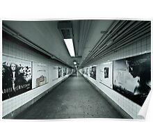 New York Subway Poster