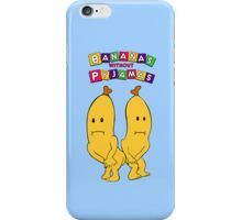 Bananas without Pyjamas??? iPhone Case/Skin