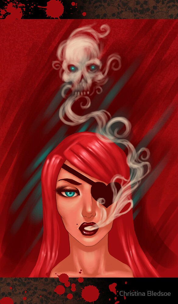 Smoke and Death by Christina Bledsoe