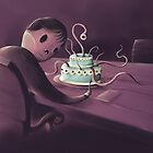 Cake time by Jacques Marcotte