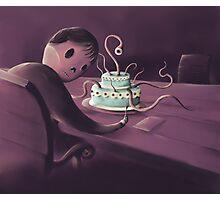 Cake time Photographic Print