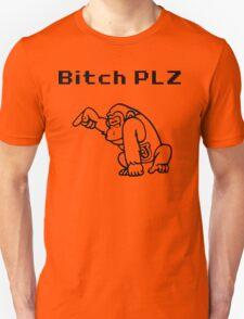 Donkey Kong Bitch Plz T-Shirt