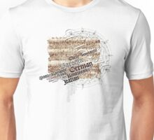Classical Music Unisex T-Shirt