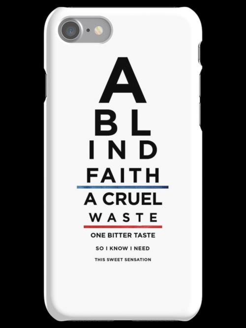 A Blind Faith by jhgfx