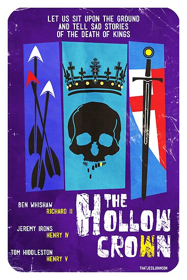 The Hollow Crown by thatjessjohnson