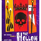 The Hollow Crown (Color Variant) by thatjessjohnson