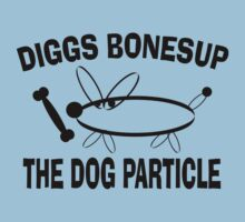 Diggs Bonesup The Dog Particle T-Shirt