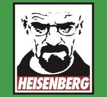 HEISENBERG by spiral64