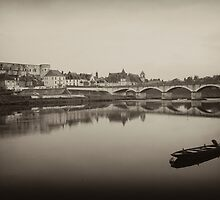 Reflections on the Loire River by Hugh Smith