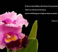 Hebrews 4:16 by Deborah McLain