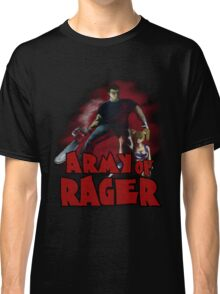 Army of Rager Logo Classic T-Shirt