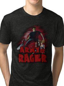Army of Rager Logo Tri-blend T-Shirt