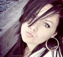 ~ Amanda ~ by Donna Keevers Driver