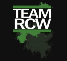 "TEAM RCW ""Fight the Power"" Baby Tee"