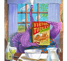 Virtual Turkey by johnboucher