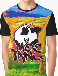 Moo Tang by TheArtistGrimm Graphic T-Shirt