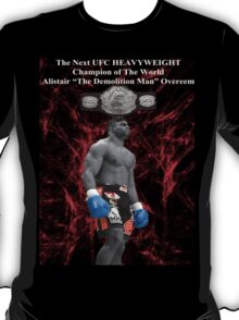 Alistair Overeem T-Shirt