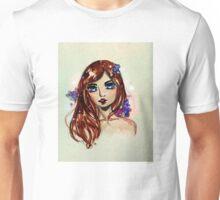 Fantasy girl  Unisex T-Shirt
