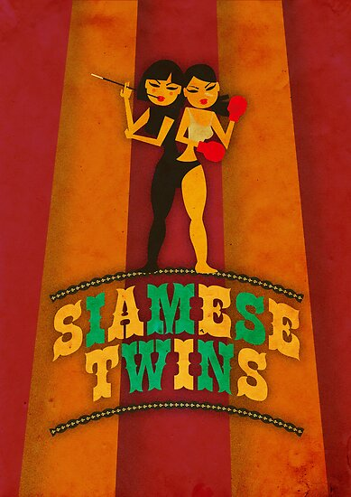 Siamese Twins by Marco Recuero