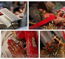 THE WEDDING RITUALS! by Kamaljeet Kaur