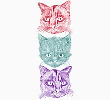 Three Cats Unisex T-Shirt