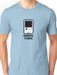 Game Time - 8-bit Style Unisex T-Shirt
