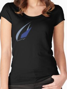 Lugia! Women's Fitted Scoop T-Shirt