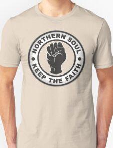 Northern Soul KEEP THE FAITH Unisex T-Shirt