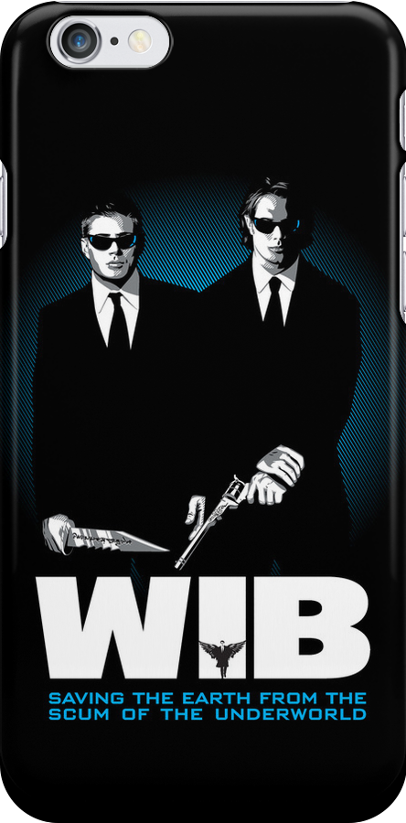 Winchesters in Black by mannypdesign