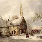 Edington Watermill, near Trowbridge, Wiltshire by Trowbridge  Museum
