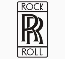 Rock n Roll - Rolls by Alternative Art Steve