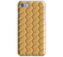 Beach Sand Car Tire Track iPhone 5 Case / iPhone 4 Case  iPhone Case/Skin