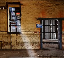 Sunbeam - Old Geelong Tannery by Hans Kawitzki