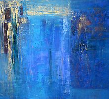 Blue 12 by Anivad - Davina Nicholas