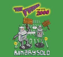 Flight of the Conchords - Binary Solo - Robots 2 by ptelling