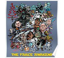 The Farce Awakens Poster