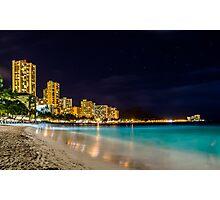 Hawai'ian Nights Photographic Print