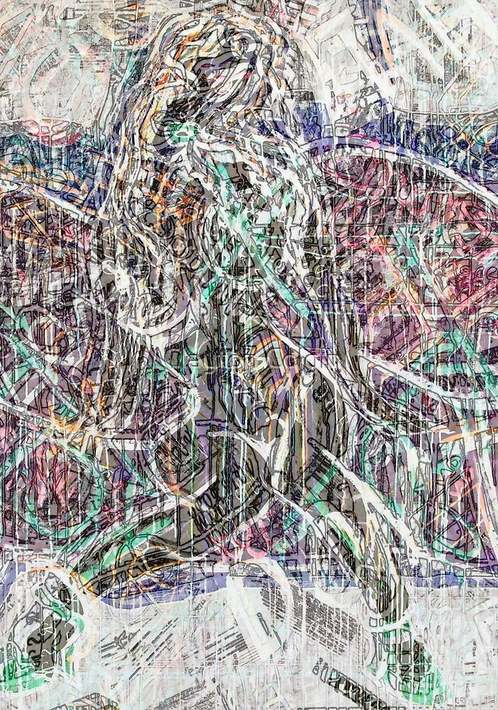Contradiction II by Clayton Colgin