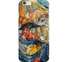 Birds. Love poem iPhone Case/Skin