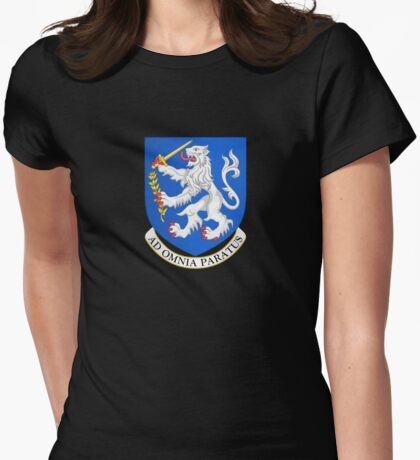 Nordic Battlegroup - NBG Womens Fitted T-Shirt