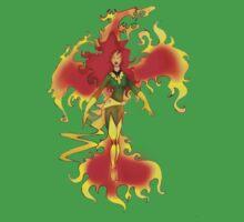 Phoenix Fire by WayneT37