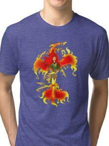 Phoenix Fire Tri-blend T-Shirt
