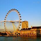 LONDON EYE by runda
