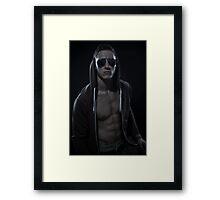 CR7 Framed Print