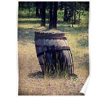 Barrel  Poster