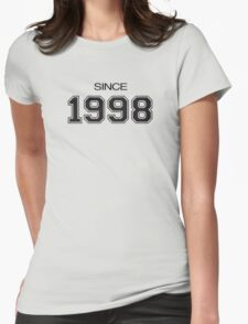 Since 1998 Womens Fitted T-Shirt