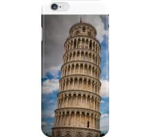 Leaning Tower of Pisa iPhone Case/Skin