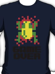 Frogger - Game Over T-Shirt